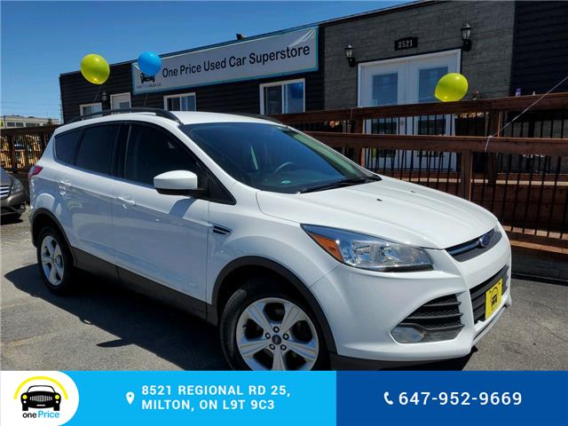 2016 Ford Escape SE (Stk: 10601) in Milton - Image 1 of 27