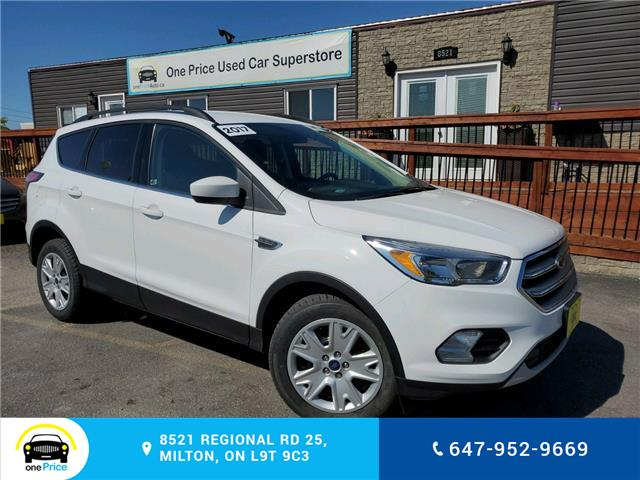 2017 Ford Escape SE (Stk: 10603) in Milton - Image 1 of 25