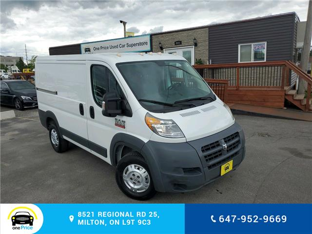 2015 RAM ProMaster 1500 Low Roof (Stk: 10632) in Milton - Image 1 of 20