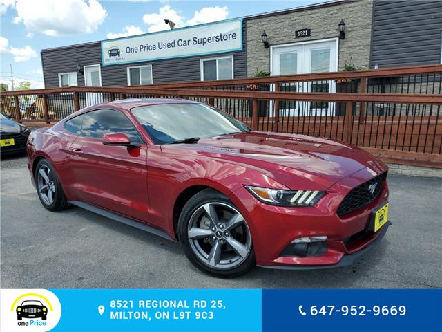 2017 Ford Mustang EcoBoost Premium (Stk: 10629) in Milton - Image 1 of 24