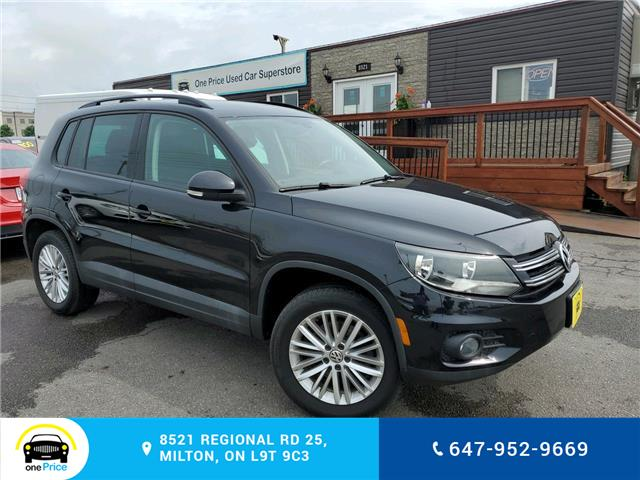 2016 Volkswagen Tiguan Special Edition (Stk: 10671) in Milton - Image 1 of 23