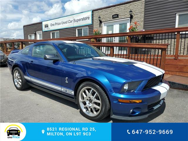 2008 Ford Shelby GT500 Base (Stk: 118491) in Milton - Image 1 of 22