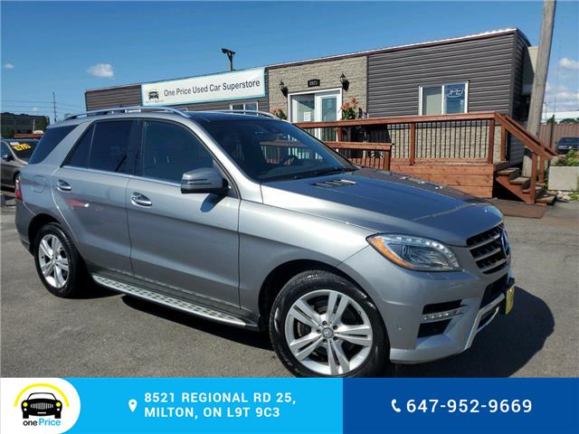 2013 Mercedes-Benz M-Class Base (Stk: 10683) in Milton - Image 1 of 28