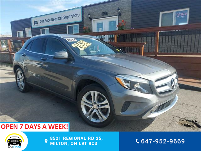 2017 Mercedes-Benz GLA 250 Base (Stk: 10530) in Milton - Image 1 of 23