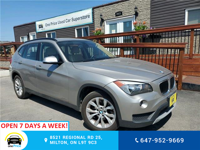 2014 BMW X1 xDrive28i (Stk: 10658A) in Milton - Image 1 of 23