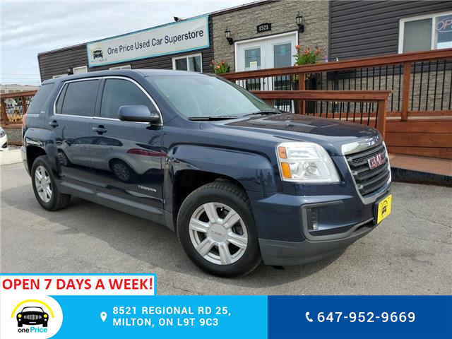 2016 GMC Terrain SLE-1 (Stk: 10739) in Milton - Image 1 of 21