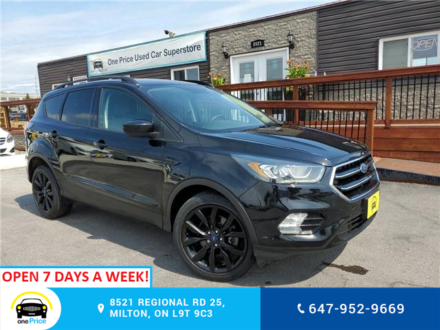 2017 Ford Escape SE (Stk: 10732) in Milton - Image 1 of 26