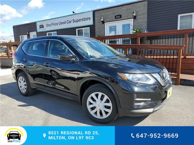 2017 Nissan Rogue SV (Stk: 10758) in Milton - Image 1 of 27