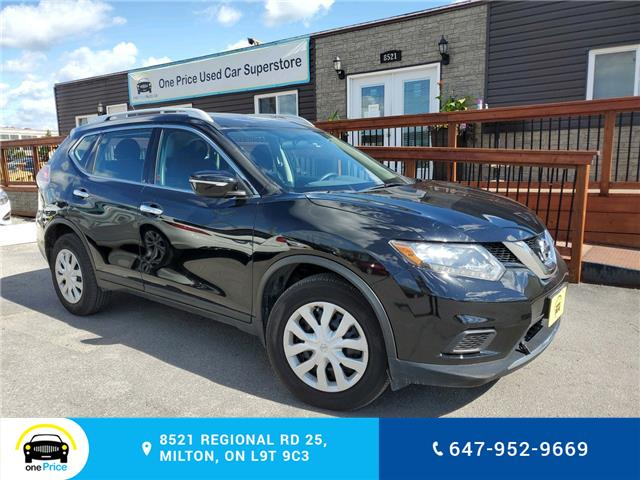 2015 Nissan Rogue S (Stk: 10756) in Milton - Image 1 of 22