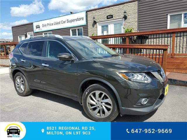 2015 Nissan Rogue SL (Stk: 10757) in Milton - Image 1 of 26