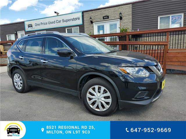 2016 Nissan Rogue S (Stk: 10759) in Milton - Image 1 of 23