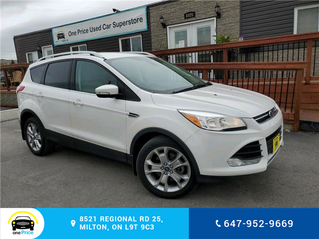 2014 Ford Escape Titanium (Stk: 10760) in Milton - Image 1 of 26