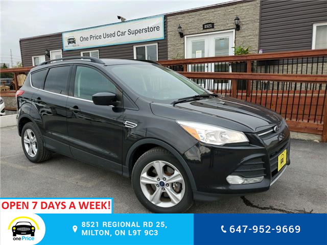 2015 Ford Escape SE (Stk: 10761) in Milton - Image 1 of 30