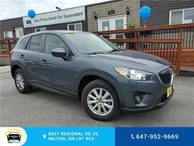 2013 Mazda CX-5 GS (Stk: 10762) in Milton - Image 1 of 25