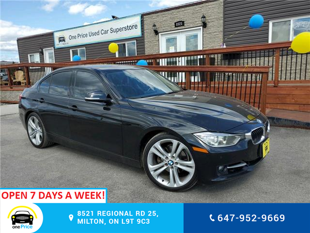 2014 BMW 328i xDrive (Stk: 10777) in Milton - Image 1 of 30