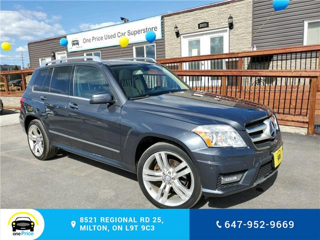 2012 Mercedes-Benz Glk-Class Base (Stk: 10779) in Milton - Image 1 of 27