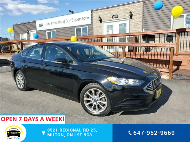 2017 Ford Fusion SE (Stk: 10776) in Milton - Image 1 of 23