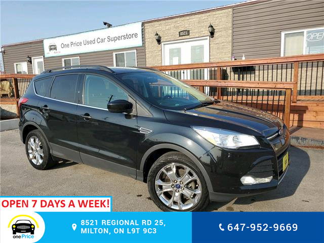 2014 Ford Escape SE (Stk: C63034) in Milton - Image 1 of 27