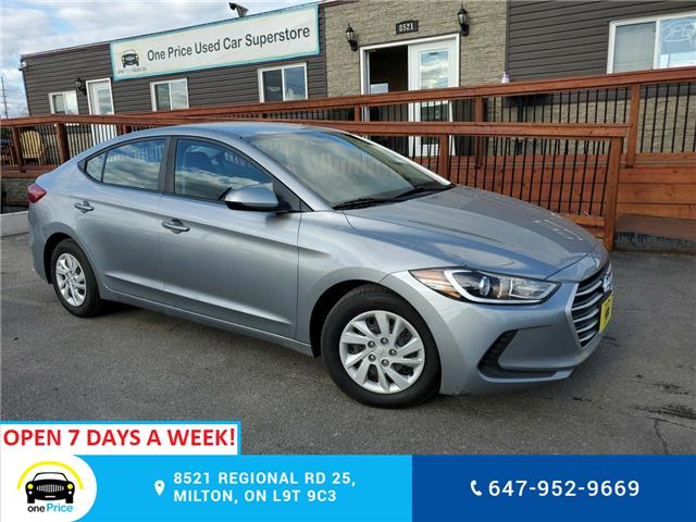 2017 Hyundai Elantra LE (Stk: 10794) in Milton - Image 1 of 22