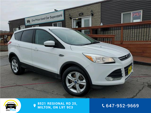 2013 Ford Escape SE (Stk: 10818) in Milton - Image 1 of 25