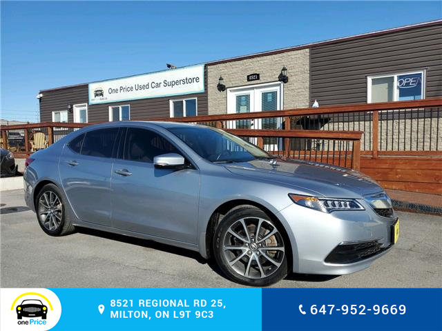 2017 Acura TLX Base (Stk: 10850) in Milton - Image 1 of 29