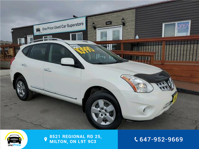 2013 Nissan Rogue S (Stk: 10847) in Milton - Image 1 of 21