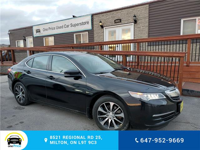 2015 Acura TLX Base (Stk: 10849) in Milton - Image 1 of 27