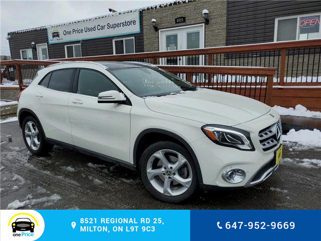 2018 Mercedes-Benz GLA 250 Base (Stk: 10872) in Milton - Image 1 of 28