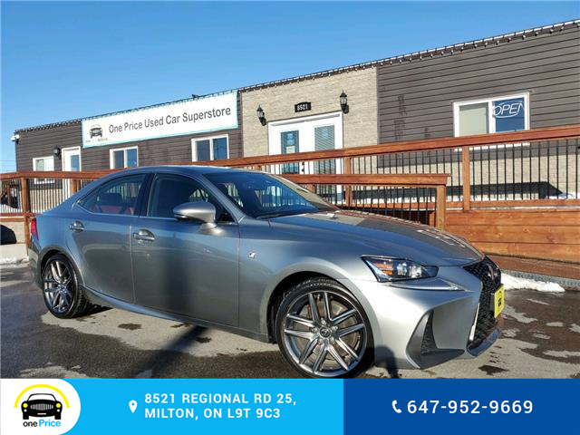 2017 Lexus IS 300 Base (Stk: 10719A) in Milton - Image 1 of 30