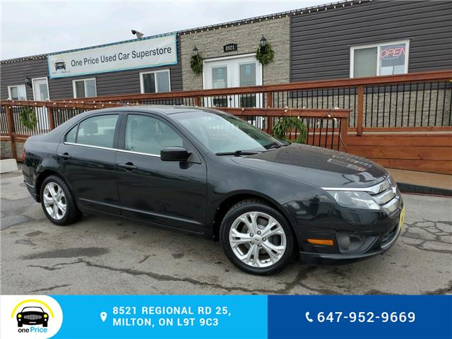 2012 Ford Fusion SE (Stk: 10883) in Milton - Image 1 of 24