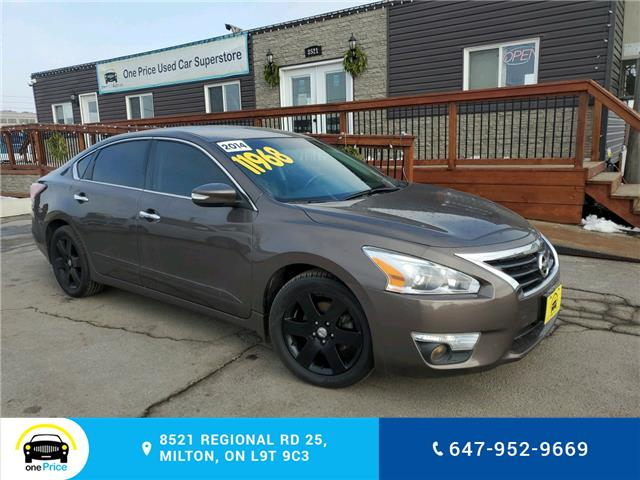 2014 Nissan Altima 2.5 SL (Stk: 10799) in Milton - Image 1 of 24
