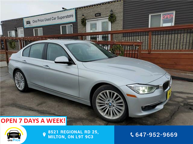 2013 BMW 328i xDrive (Stk: 10903) in Milton - Image 1 of 26