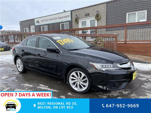 2017 Acura ILX Premium (Stk: 10898) in Milton - Image 1 of 25