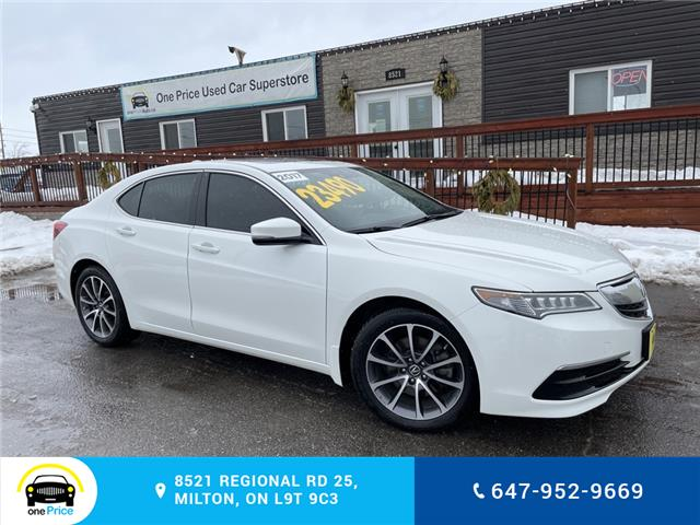 2017 Acura TLX Base (Stk: 10927) in Milton - Image 1 of 26