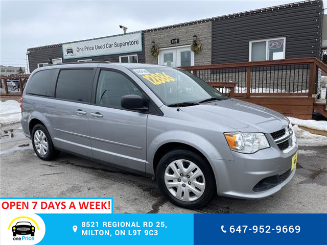 2016 Dodge Grand Caravan SE/SXT (Stk: 10860) in Milton - Image 1 of 24