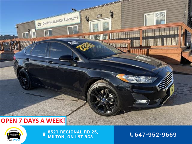 2019 Ford Fusion SE (Stk: 10938) in Milton - Image 1 of 26