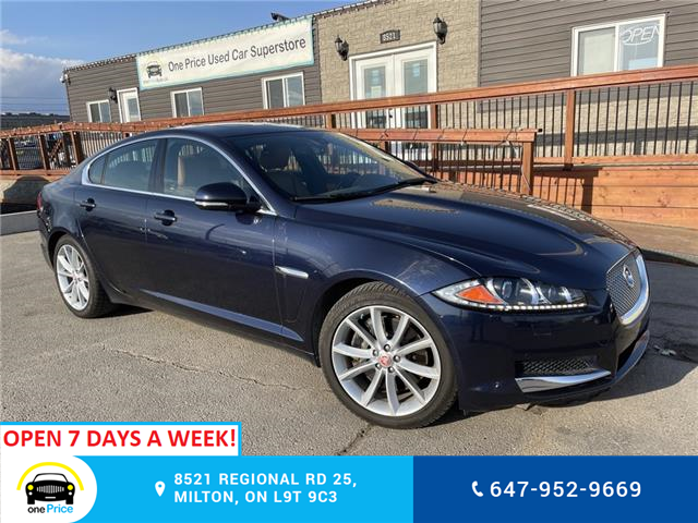 2015 Jaguar XF Luxury (Stk: 10947) in Milton - Image 1 of 27