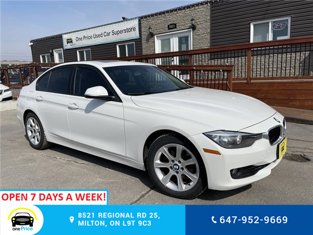 2013 BMW 328i xDrive (Stk: 10952) in Milton - Image 1 of 22