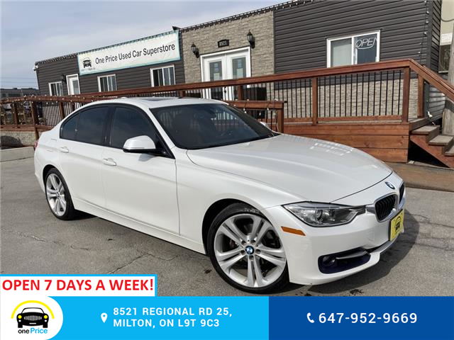 2015 BMW 328i xDrive (Stk: 10951) in Milton - Image 1 of 24