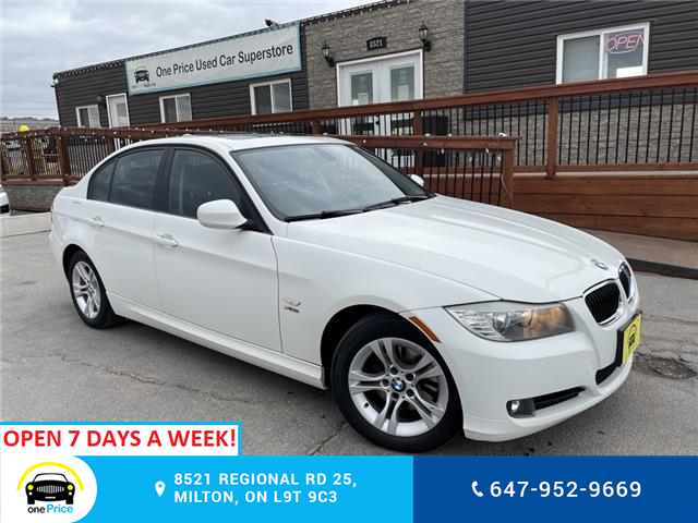 2011 BMW 328i xDrive (Stk: 10957) in Milton - Image 1 of 23