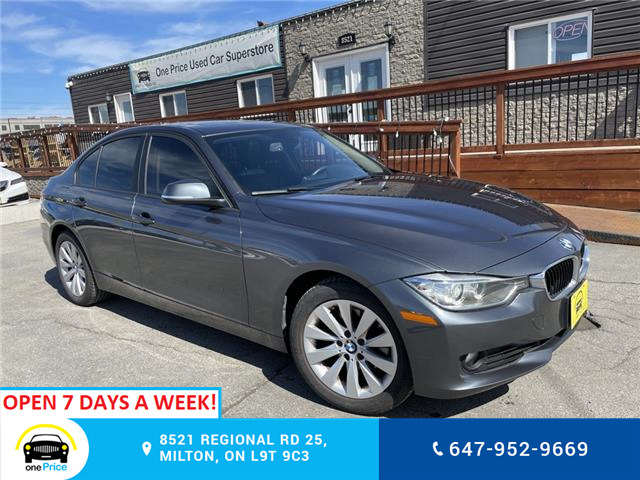 2013 BMW 328i xDrive (Stk: 10961) in Milton - Image 1 of 24