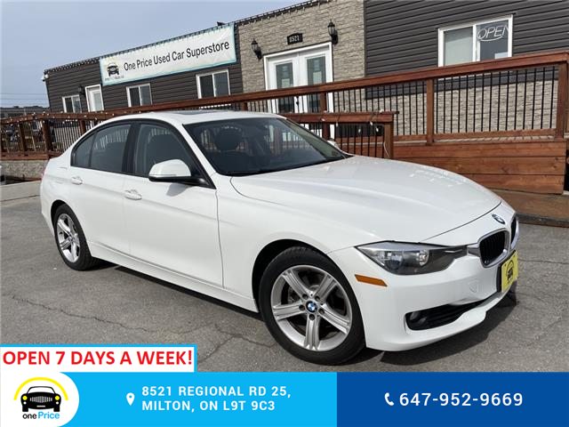 2013 BMW 328i xDrive (Stk: 10983) in Milton - Image 1 of 25