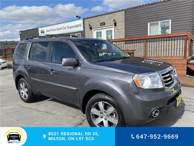 2014 Honda Pilot Touring (Stk: 10978) in Milton - Image 1 of 29