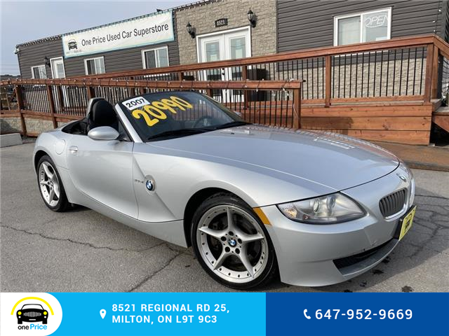2007 BMW Z4 3.0si (Stk: 10977) in Milton - Image 1 of 24