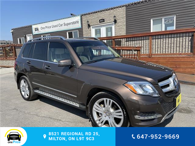 2014 Mercedes-Benz Glk-Class Base (Stk: 10980) in Milton - Image 1 of 29