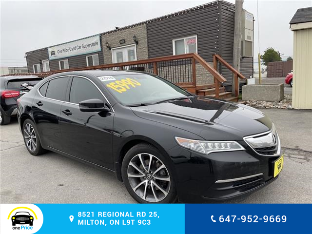 2015 Acura TLX V6 Tech (Stk: 10991) in Milton - Image 1 of 25