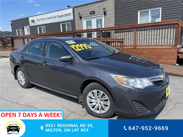 2014 Toyota Camry LE (Stk: 10966) in Milton - Image 1 of 23