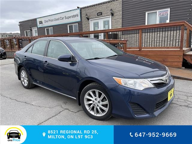 2014 Toyota Camry XLE (Stk: 783043) in Milton - Image 1 of 3
