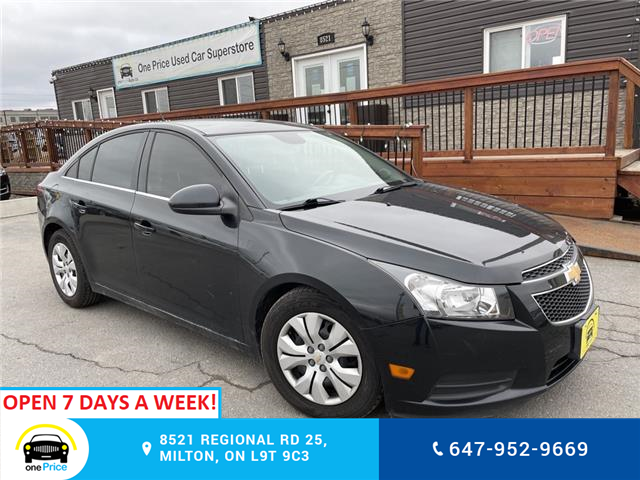 2014 Chevrolet Cruze 1LT (Stk: 10972A) in Milton - Image 1 of 1