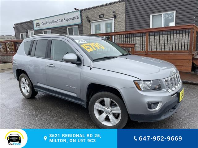 2016 Jeep Compass Sport/North (Stk: 10904) in Milton - Image 1 of 20